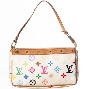 LOUIS VUITTON Multicolor Pochette 2003